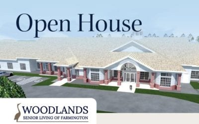 Woodlands Senior Living of Farmington – Open House