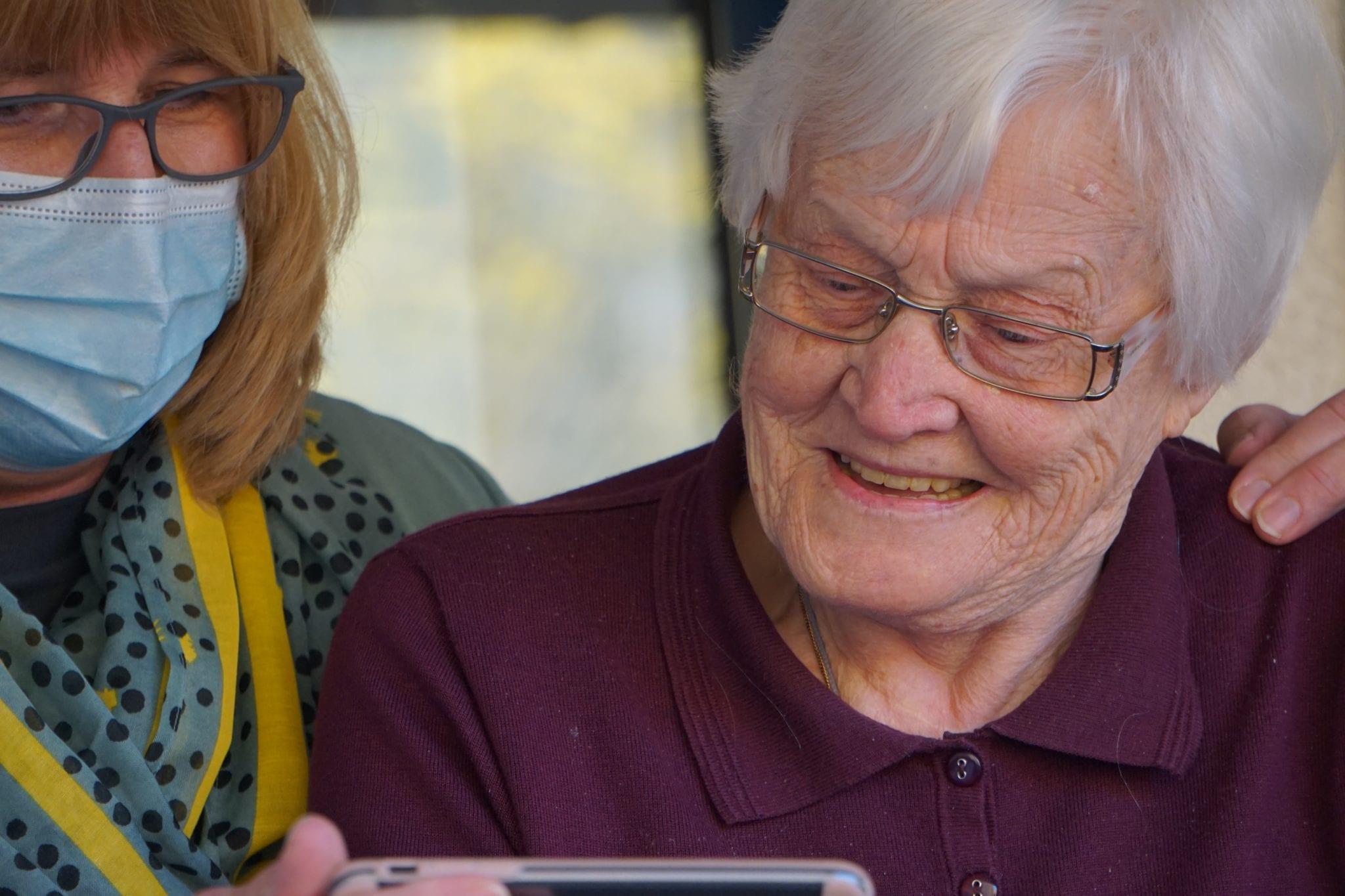 COVID-19 Response, Woodlands Senior Living